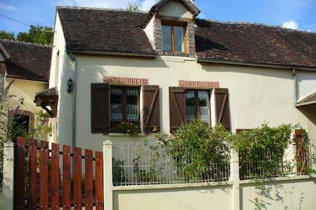 FERMETTE EN BOUGOGNE - Villeneuve-sur-Yonne - 独立屋