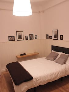 Room in the Madrid´s heart.