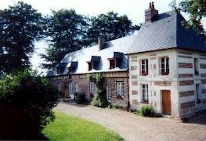 Gîte le Puits 4 pers vers Etretat - Bretteville-du-Grand-Caux - Huis