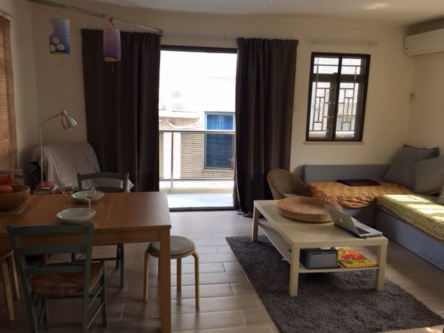Cosy flat with a view in layback Sai kung.