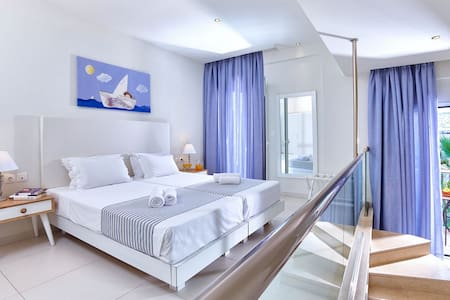 Superior Double Room with FREE BREAKFAST - Stalis - Heraklion - Bed & Breakfast