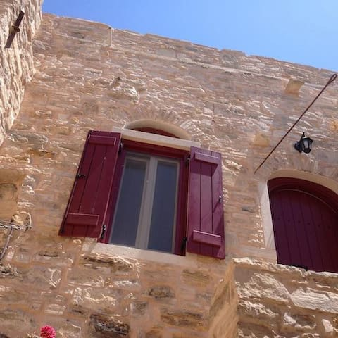 Traditional house in Patrika Chios