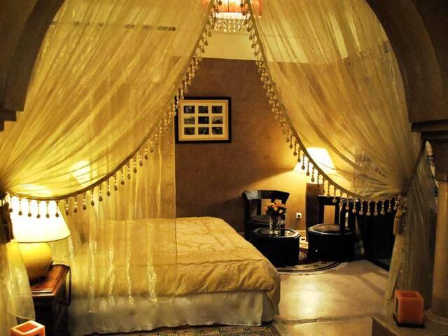 El Memlaka Riad Al Mendili Kasbah - Marrakesh - Apartment