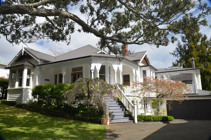 10 minutes walk to Eden Park; Luxury Private Suite - Auckland - Leilighet
