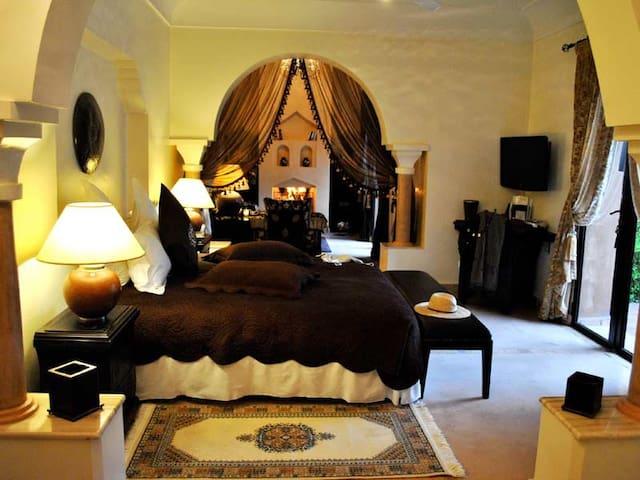 El Ouaziria Riad Al Mendili Kasbah - Marrakech - Lejlighed