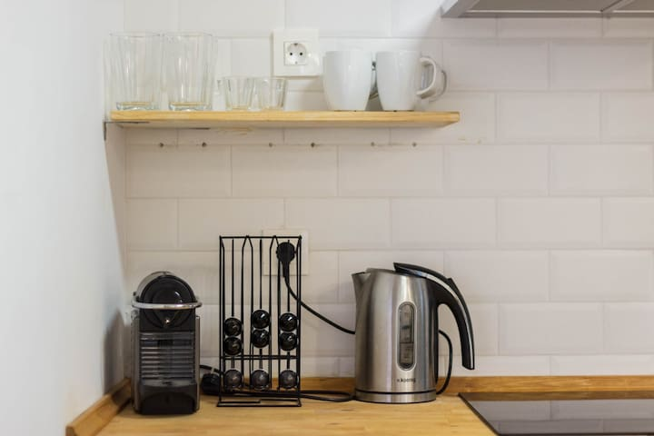 Cafetera tetera - Coffee tea machine