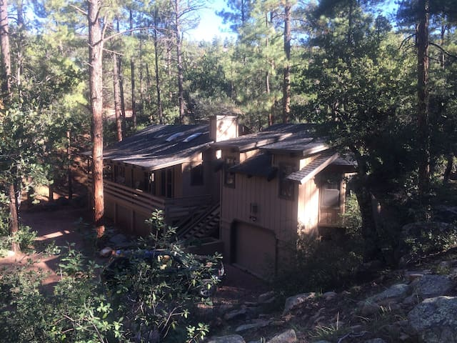 Cozy Secluded Cabin in Pine! - Pine - Cabaña
