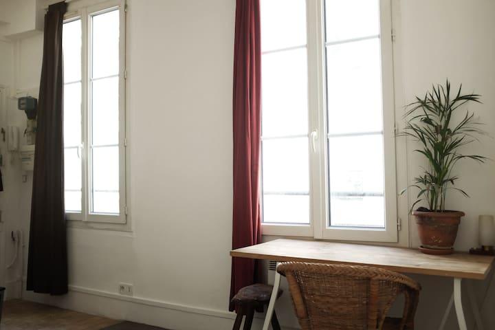 Studio au centre du Marais - Paříž - Byt