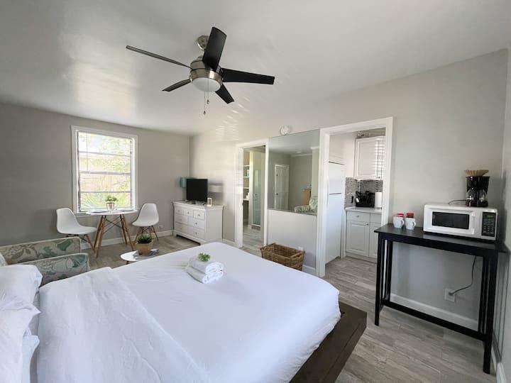 🌱☕️Atlantic ave getaway! Clean,renovated and cozy