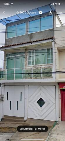 Casa para descanso cerca metro Culhuacan