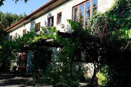 Beautiful apartment in a farmhouse, near Braga - Longos - Apartment