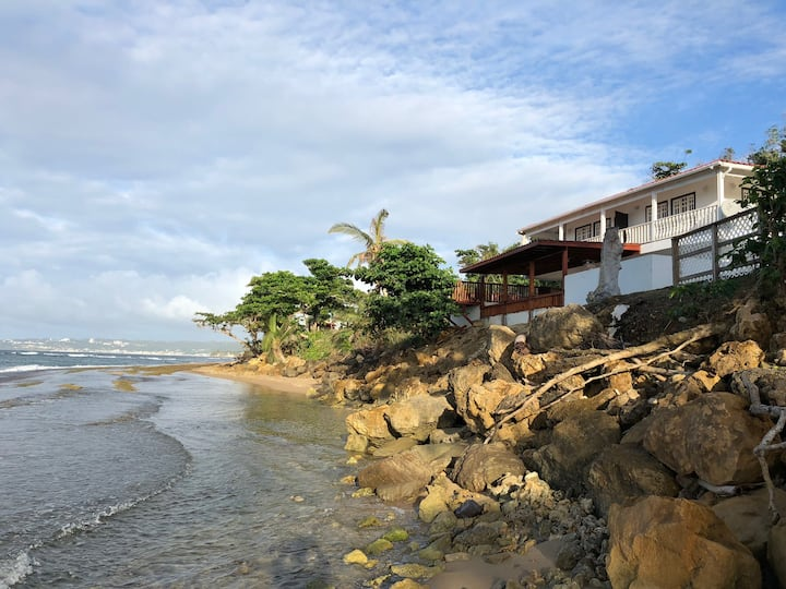 Reef Retreat (Beach Front W/Pool) Aguada Del Mar