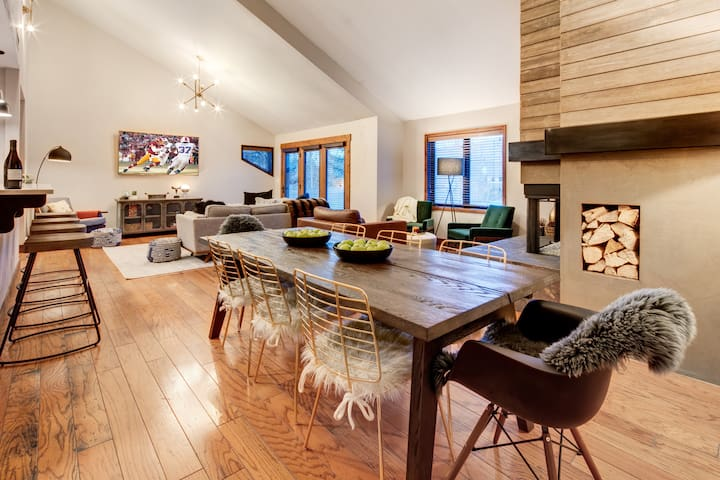 Fawngrove - 4BR Modern Mountain Deer Valley Condo