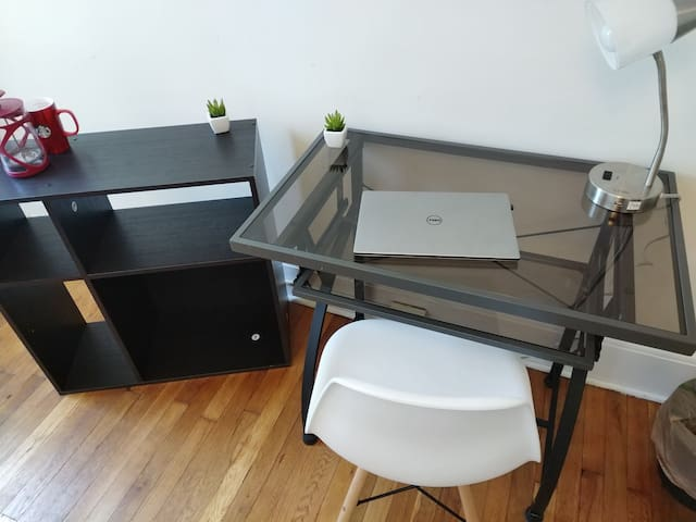 Great for budget business travelers, who need a work desk, and room is on top floor and quiet
