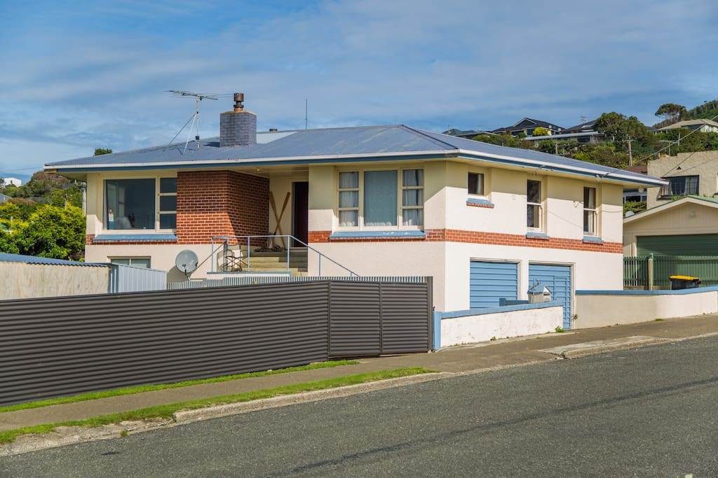 Your home away from home, a stones throw from the beach