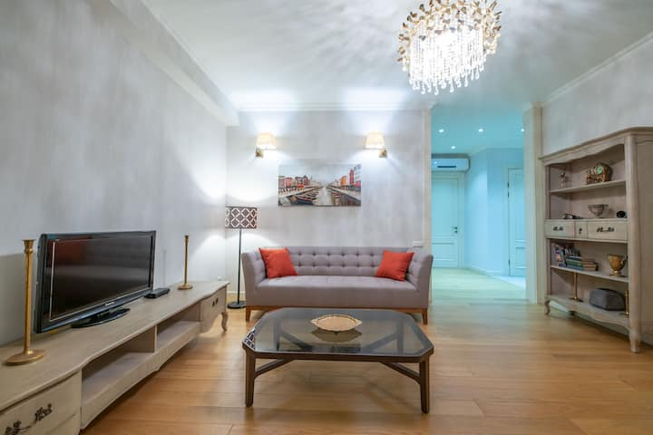 Contemporary Apartment in Old Tbilisi