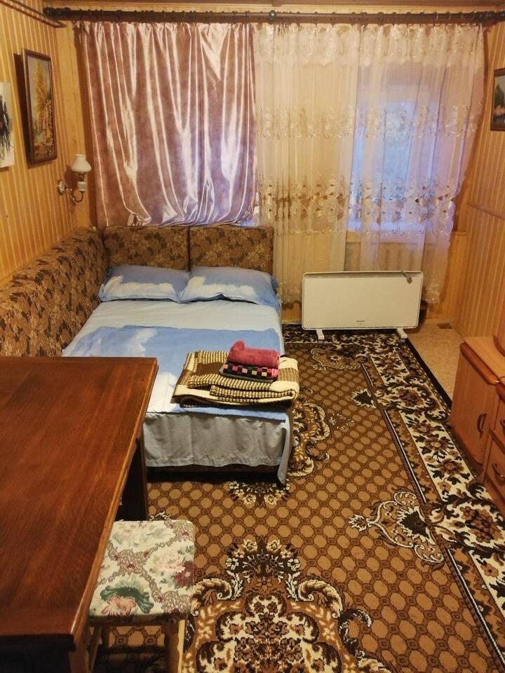 Дом со всеми удобствами  в Деревне Ясная поляна
