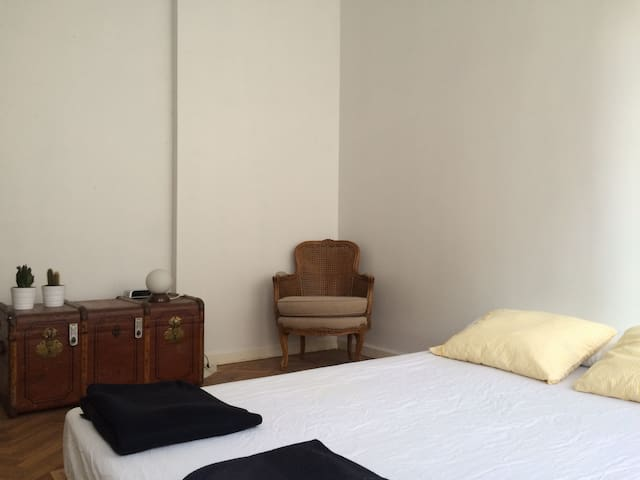 Cosy room close to city center - Antwerpen - Apartment
