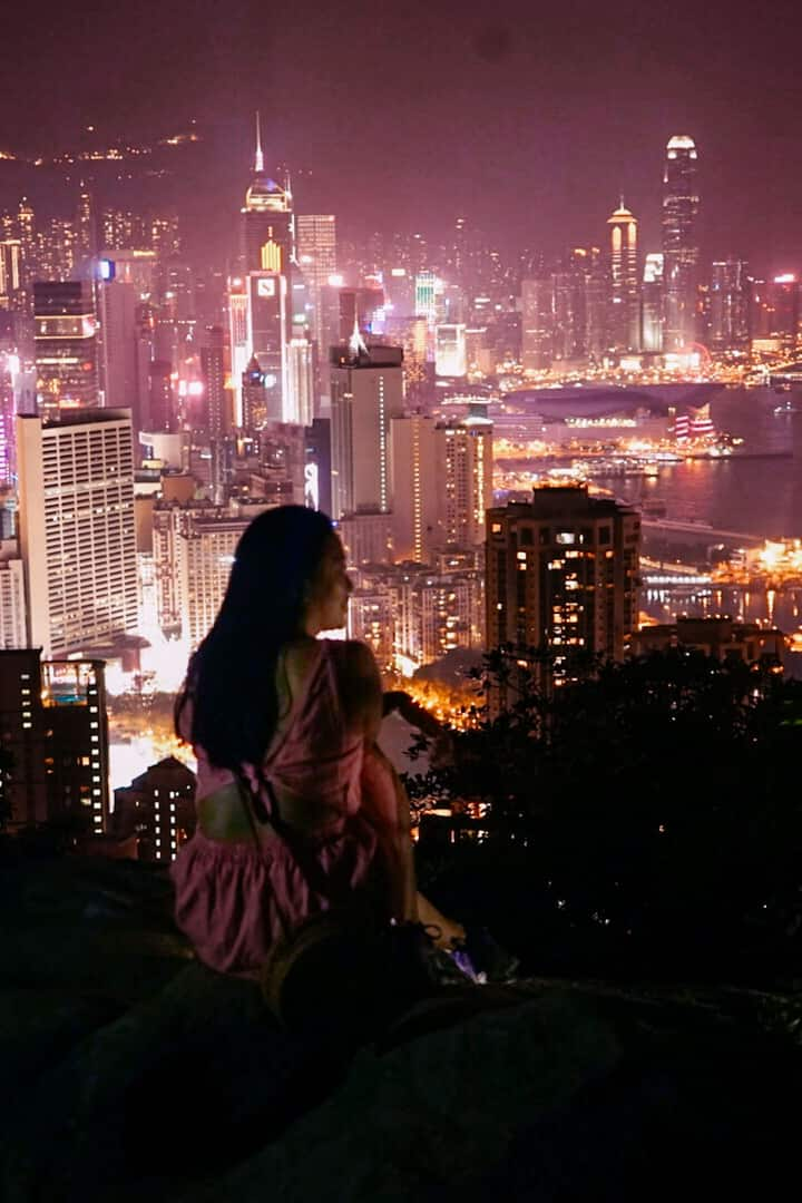Hong Kong - The city of lights