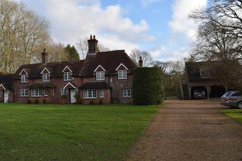 Westland cottage (the annexe)