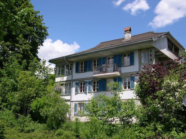 Langenthal Mansarde rechts - Langenthal - Casa de camp