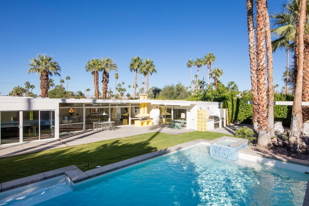 Our midcentury paradise!