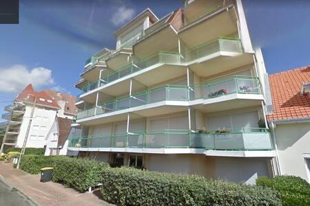 Grand Appartement de 70 m2 proche mer et centre