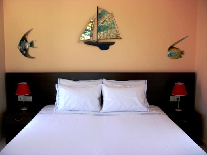 Blue Harmony's Superior Δωμάτιο θέα θάλασσα, 25τμ