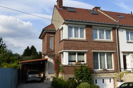 Chambre pour EURO 2016 - Villeneuve-d'Ascq - Townhouse