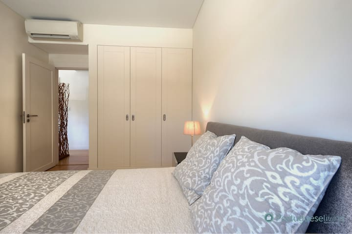 NEW! BELEM WITH GARAGE AND POOL! AMAZING LISBON! - Lisboa - Flat