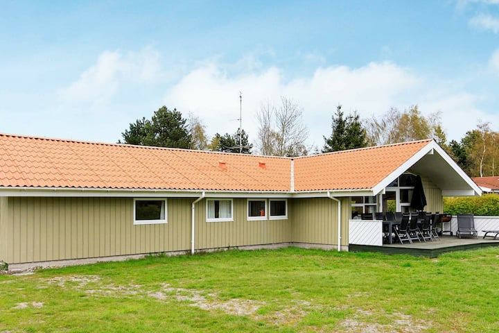 Beautiful Holiday Home in Falster with Terrace