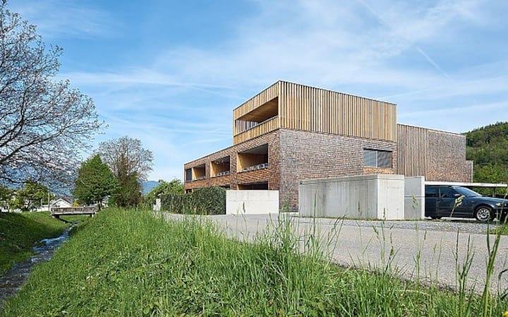 Terassenwohnung in preisgekrönter Architektur