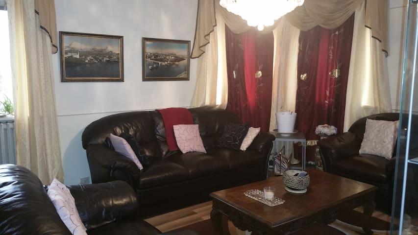 Nice and cosy - Reykjavík - Lejlighed