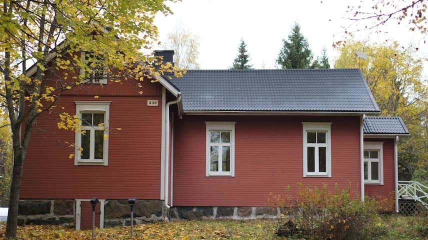 Rautionhovi - Ruokolahti - House