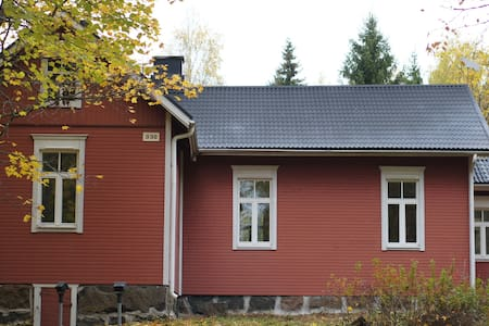 Rautionhovi - Ruokolahti - Rumah