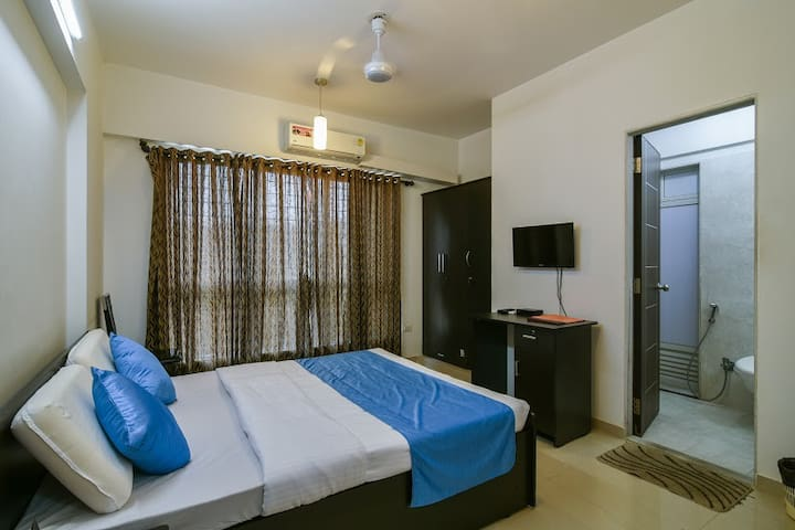 Luxury space in powai - Mumbai - Apartment