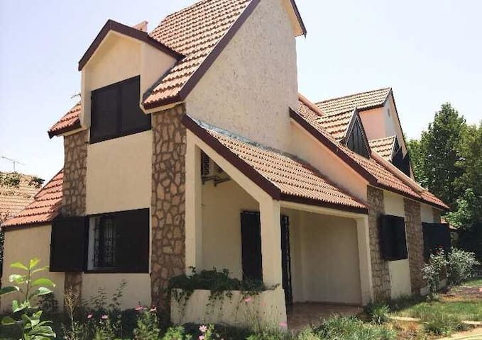 Charming Chalet in Ifrane. - Ifran - Rumah