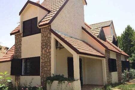 Charming Chalet in Ifrane. - Ifran - Hus