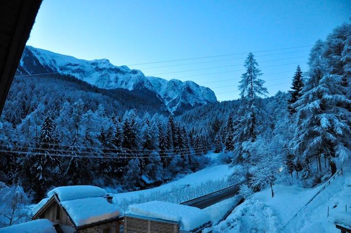 New flat in Dimaro Folgarida - Val di Sole