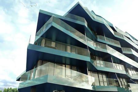 one bedroom nice city and sea view - Pattaya City - Leilighet