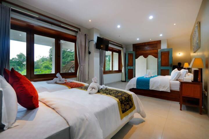 Hidden Seroja Luxury Villa - Emerald Suite