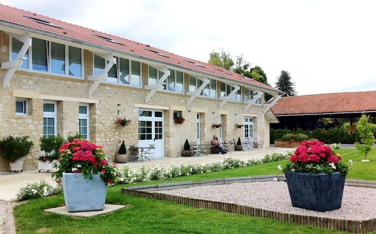 la grange champenoise - Auménancourt