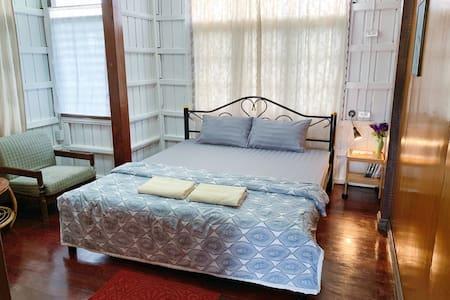Double Room 4 @Slowtree Ayutthaya