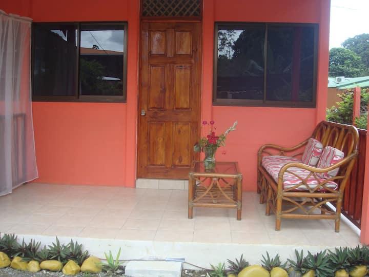 Cabinas GACU - Studio apartment w/ private terrace