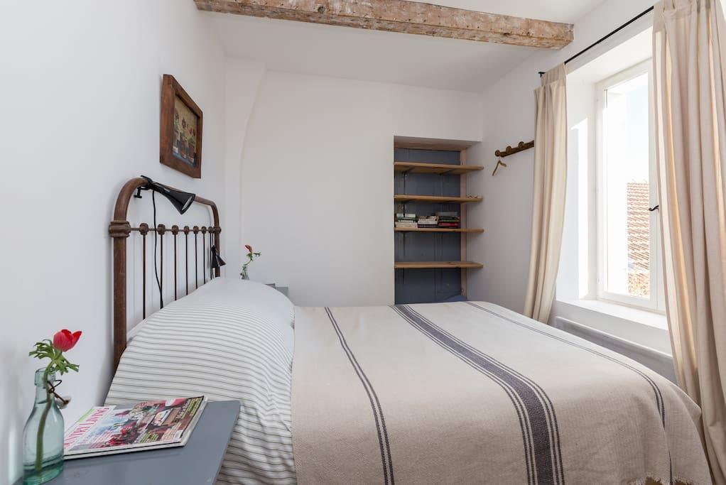Bedroom gite 37