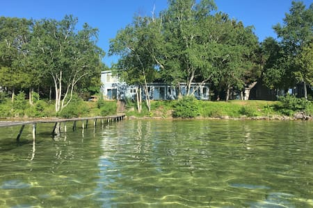 New! Beautiful 4BR/2BA Torch Lake, Bellaire Home