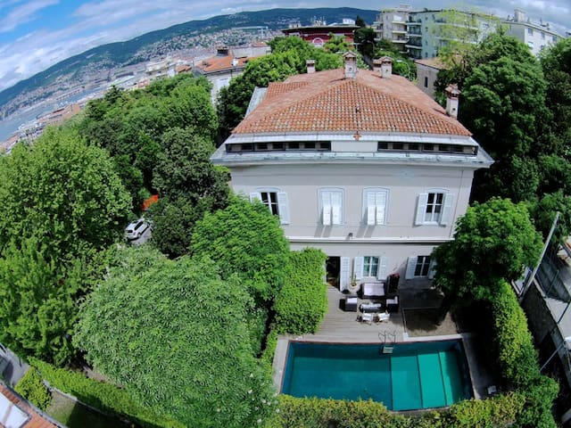 Amazing VILLA with swimming pool in Trieste! - Trieste - Villa