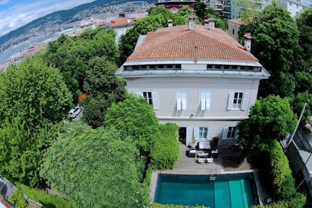 Amazing VILLA with swimming pool in Trieste! - Trieste - วิลล่า