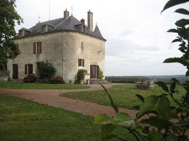Château de Champallement Bourgogne - Champallement - Castelo