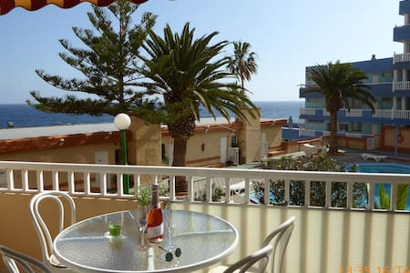 Quiet two-room apartm. in Tenerife! - Candelaria - Wohnung